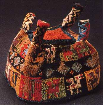 天野字博物館ワリ織物2(織物用)