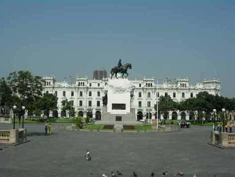 サン・マルティン広場1
