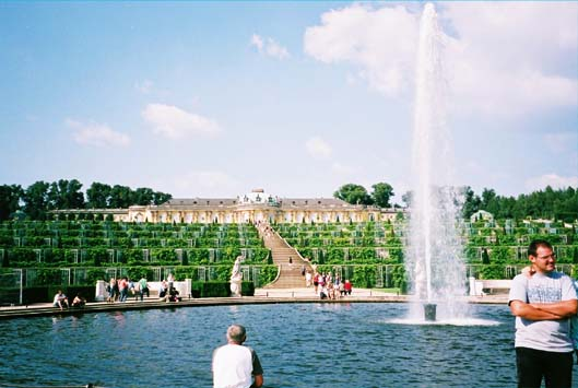 サンスーシ宮殿05