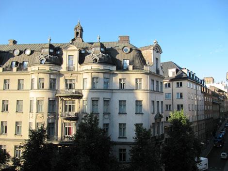 ストックホルム ホテル5