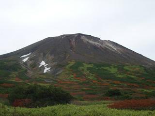 09 9/21 乗越 旭岳