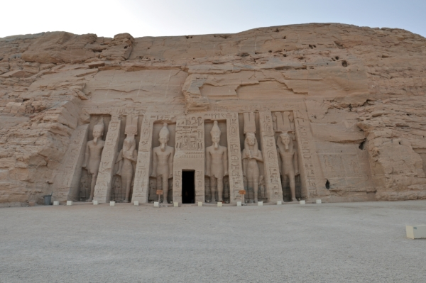 エジプト30-アブシンベル小神殿