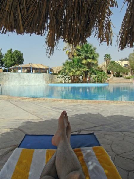 エジプト25-プール