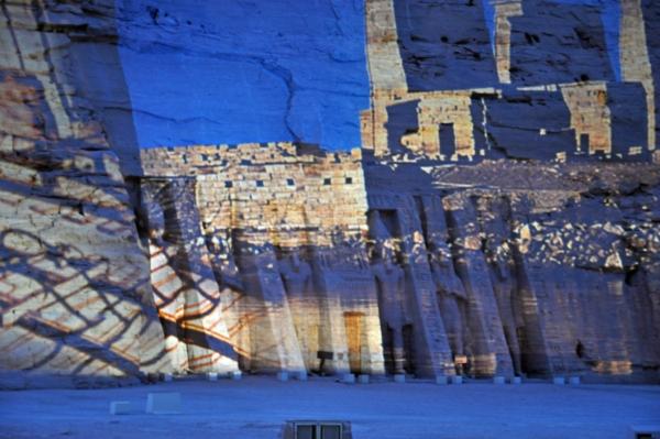 エジプト34-光と音のショー2