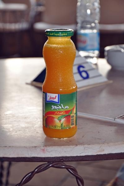 エジプト32-マンゴージュース