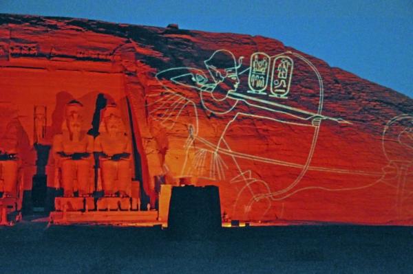エジプト38-光と音のショー6