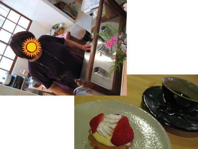 2010年6月12日樂久登窯カフェ