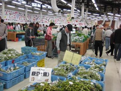 2010年10月23日六甲のめぐみの店内