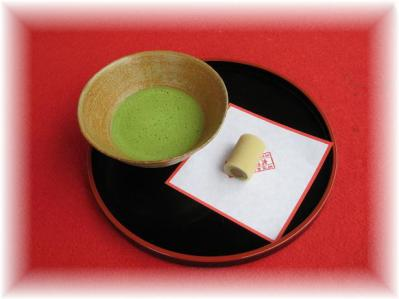 2011年5月5日お茶③