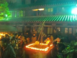 雲南、寺2