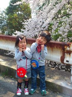 桜双子その3。