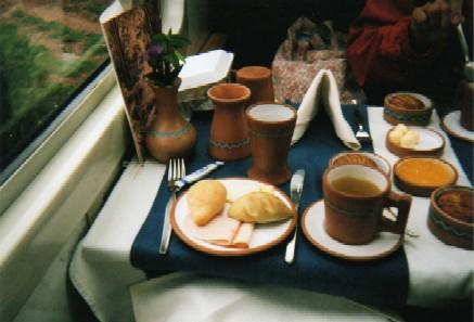 列車食事015