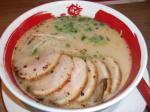 誠屋の牛骨チャーシュー麺