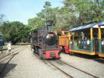 台糖烏樹林のミニ蒸気機関車