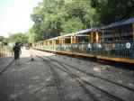 台糖烏樹林のトロッコ列車
