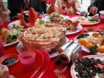 宜蘭の宴会料理