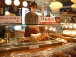 旗魚條焼(カジキのソーセージ)売店