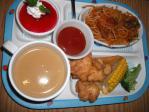 台湾SKYLARKの兒童套餐(お子様セット)