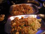 豚肉&海鮮鉄板焼き