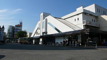 茅ヶ崎駅の南口