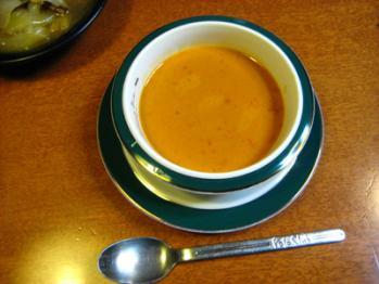 豪華!伊勢海老のスープ