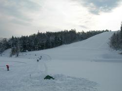 りんご今日話国スキー場