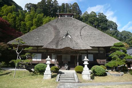 浄蓮寺本堂