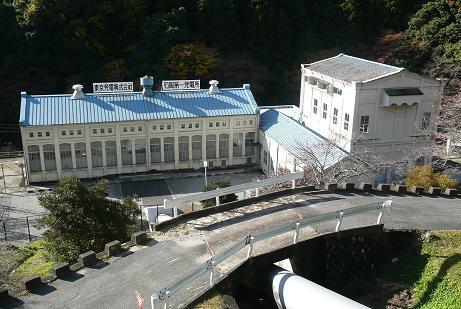 石岡第一発電所