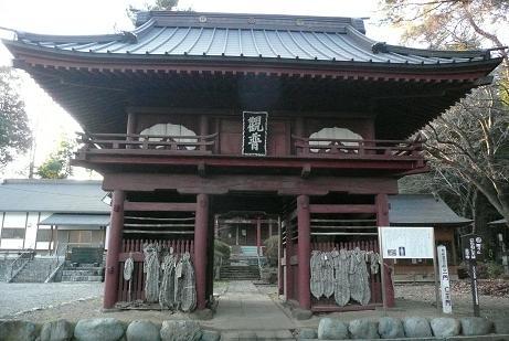 太平寺仁王門
