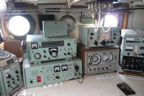 様々な通信機類