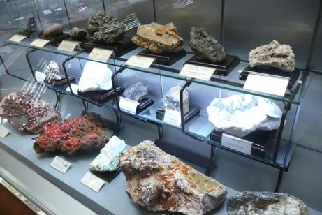 世界の鉱石