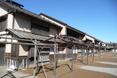 江戸の街ゾーン