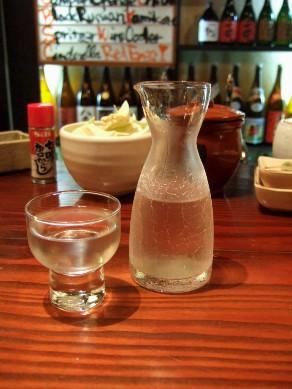今日も日本酒