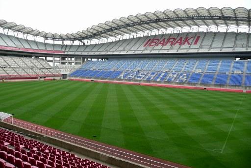 最新設備のスタジアム