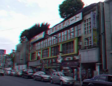 上野百貨店全景