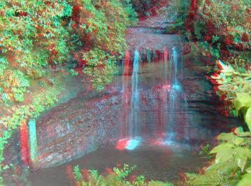 アナグリフ 鎌倉の滝 1