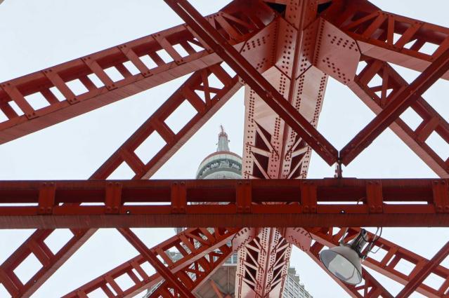 まがった東京タワー2