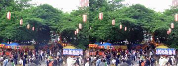 祭りな風景