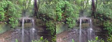鎌倉の滝 2