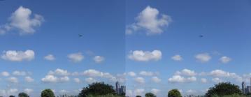 雲もいい形