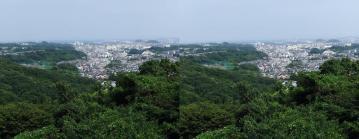 東京湾も見える