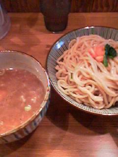 麺屋 蕃茄@濃厚つけ麺