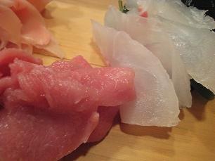 菊寿司@マグロと鯛