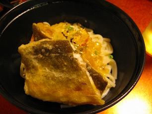 海山ごはん@鮎素麺
