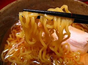 大豆家@醤油麺