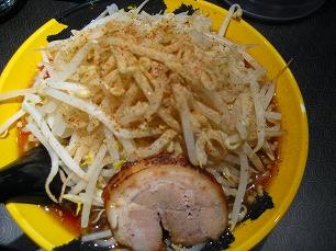 麺屋武蔵巌虎@二郎風