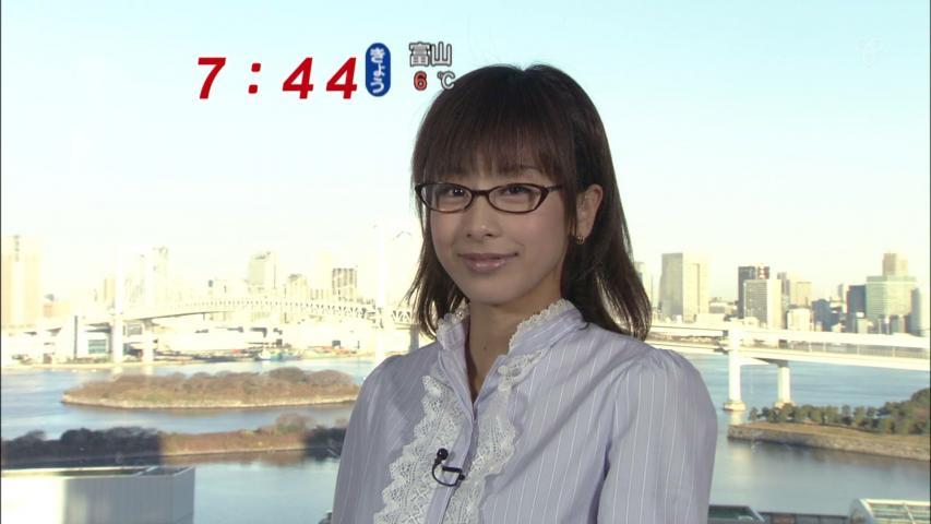 「めざましどようび」加藤綾子