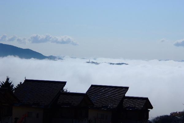 那岐山麓山の駅からの一枚