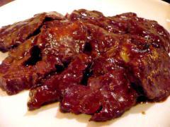 国産牛ほほ肉の赤ワイン煮