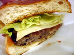 ハンバーガー盛り
